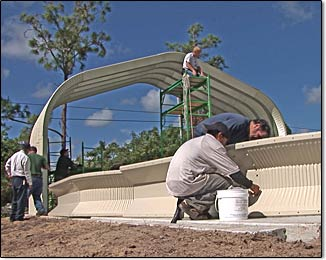 Do It Yourself Construction Quonset Hut Kits