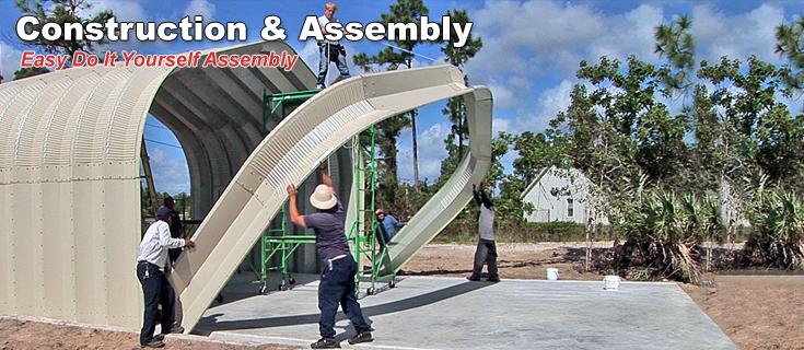 Metal Building Kits Do Yourself : Steel buildings do it yourself building kits