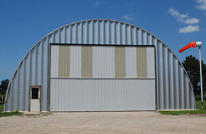 Pre engineered aircraft hangers by longlife for Architecture hangar