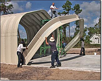 Do it yourself construction quonset hut kits metal building assembly solutioingenieria Choice Image