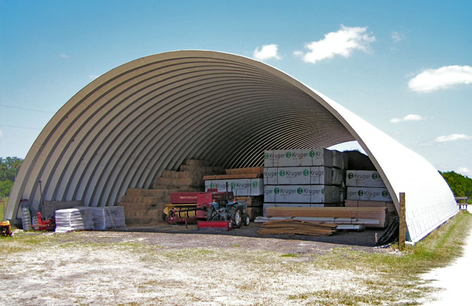 Quonset Hut Kits Arch Steel Buildings