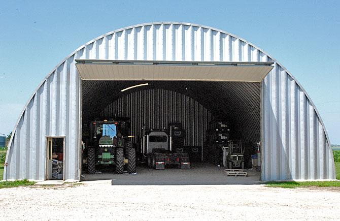 Quanza Hut Garages Dandk Organizer